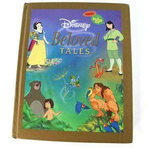 DISNEY Beloved Tales Children's Hardcover Book